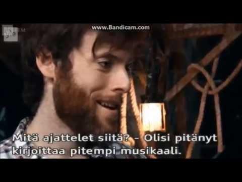 ÅST Jesus Christ Superstar - Jesus and Judas interviews