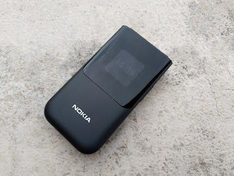 Unboxing of Nokia 2720 Flip