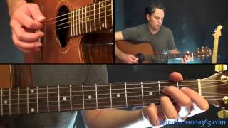 Love Me Tender Guitar Lesson - Elvis Presley