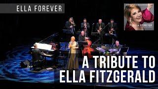 """Ella Fitzgerald Tribute """"Ella Forever"""" -Karin Bachner & The Pocket Big Band"""