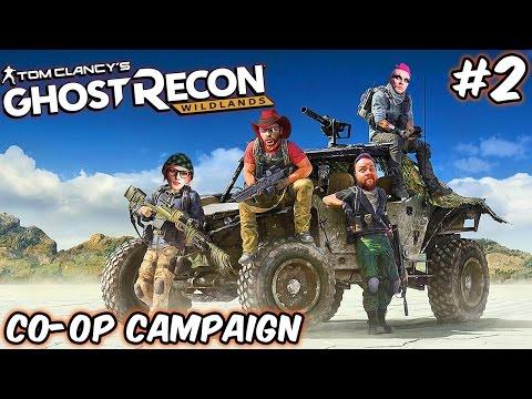 BROKEN But GOOD | Multiplayer Coop | GHOST RECON: WILDLANDS | Wildlands PC Gameplay (Part 2)