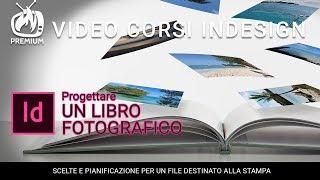 ID - Creare un libro fotografico con InDesign CC 2017