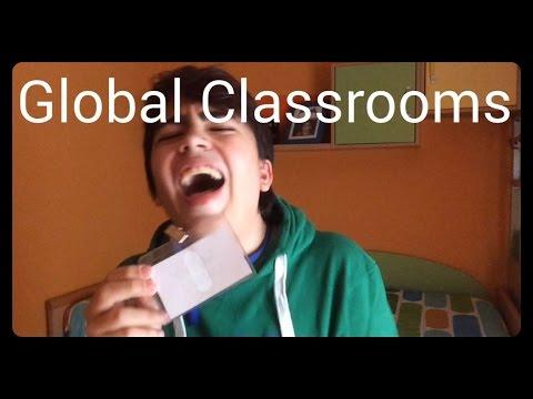Global Classrooms   Sam Mithun