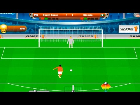 Чемпионат мира по пенальти Флеш игра (Бесплатная игра Фифа на слабых ПК без регистрации и смс)