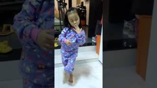 Learning Acting video for mommy (video belajar akting buat mami)