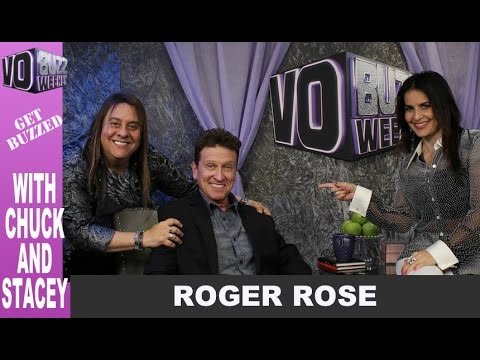 Roger Rose PT2  Big Bang Theory  Voice Over Artist EP206