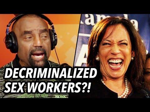 Senator Wants to Decriminalize Sex Workers?! (Kamala Harris)