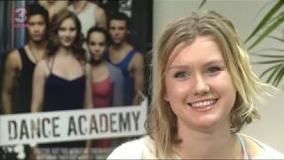 Get To Know Issi Durant AKA Grace! | Dance Academy Series 2