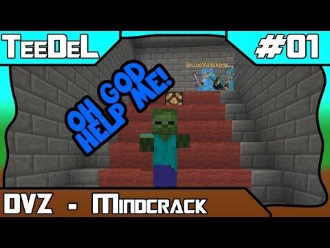 Dwarves vs Zombies -  Next Level Skills (Minecraft)