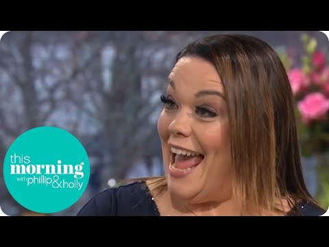 Lisa Riley Discusses Her Return to Emmerdale as Mandy Dingle | This Morning