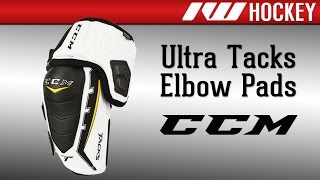 cCM Ultra Tacks Elbow Pads Review