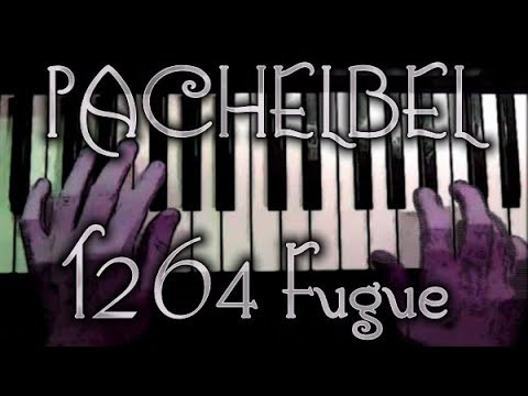 Johann PACHELBEL: Fugue in C major, T264