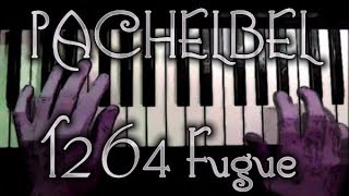 Johann PACHELBEL: Fugue in C major, T264