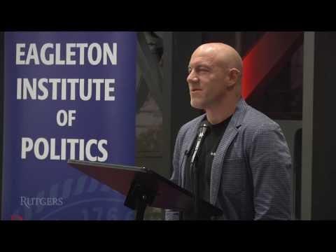 Mark Leibovich at Eagleton Institute of Politics (Rutgers University)