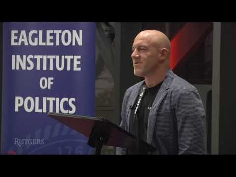 Mark Leibovich at Eagleton Institute of Politics (Rutgers University)