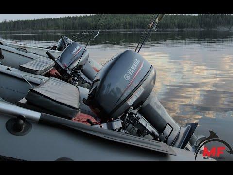 подбор лодочного мотора под лодку