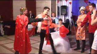 """Конкурс на свадьбе """"Капризная невеста"""""""