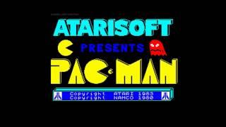 Pac-Man Walkthrough, ZX Spectrum