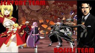 Download Video Servant Team vs Bosses Team (Batalla) 3vs3 - Batalla Amistosa - Kof Mugen MP3 3GP MP4