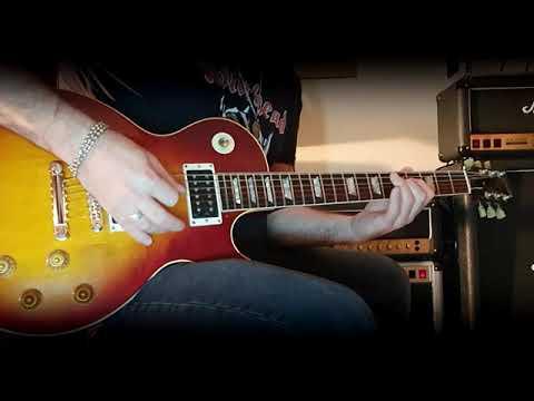 Slash Guitar Solo Tokyo 1993