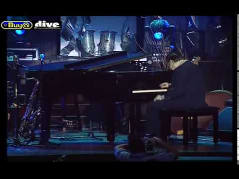 Bubi Chen & Indra Lesmana - The Entertainer (Live)