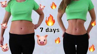 15 КГ простые упражнения для похудения в домашних условиях ЗА 7 ДНЕЙ