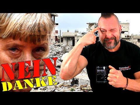 Merkels Politik - Nein Danke!