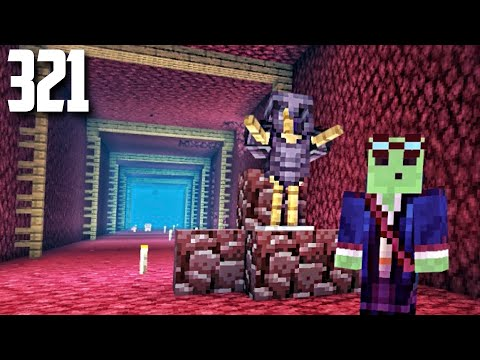Let's Play Minecraft - Ep.321 : Netherite Mine!