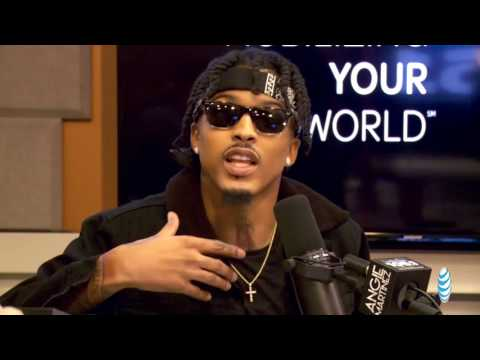 August Alsina Opens Up About His Family Drama, Battling Depression & More 11-4-15