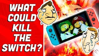 What Could Kill The Nintendo Switch? - Rerez Hot Take