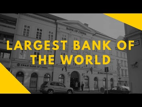 top 10 largest banks in the world 2018