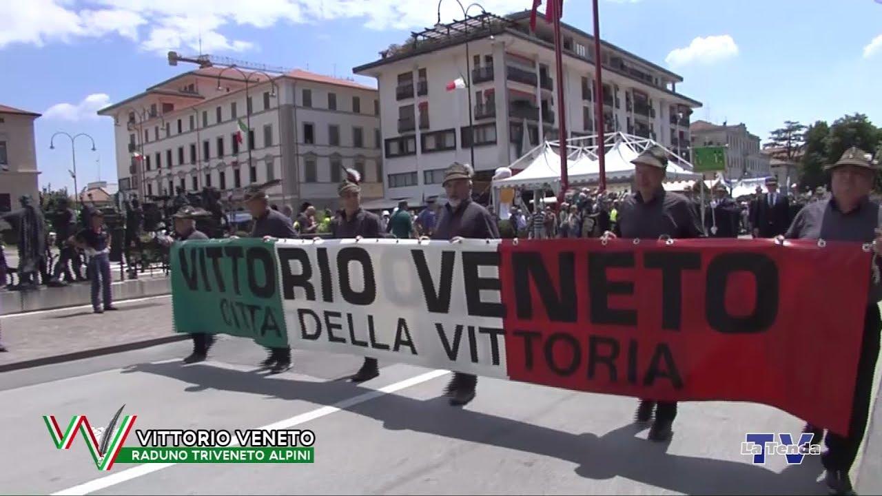 Raduno Triveneto Alpini - La sfilata