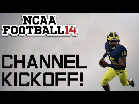 NCAA 14 Ultimate Team - Channel Kickoff - Tommie Frazier Though!