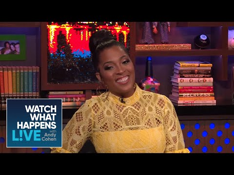 Toya Bush-Harris's Outspokenness About Her Sex Life | WWHL