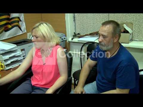 RUSSIA:SUPPORTING UKRAINE'S REBELS