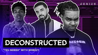 Скачать The Making Of Lil Baby Drake S Yes Indeed With Wheezy Deconstructed