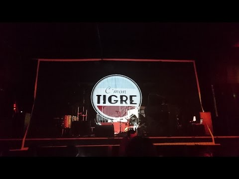 C'mon Tigre racconta Toccafondo. Live @ Monk, Rome, Italy | 2016.03.10