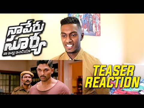 Naa Peru Surya Naa Illu India | First...