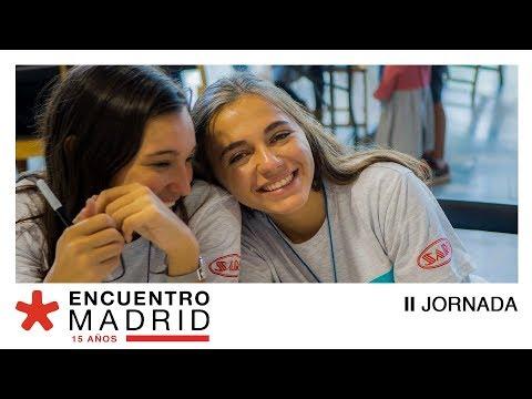 II Jornada de EncuentroMadrid 2018
