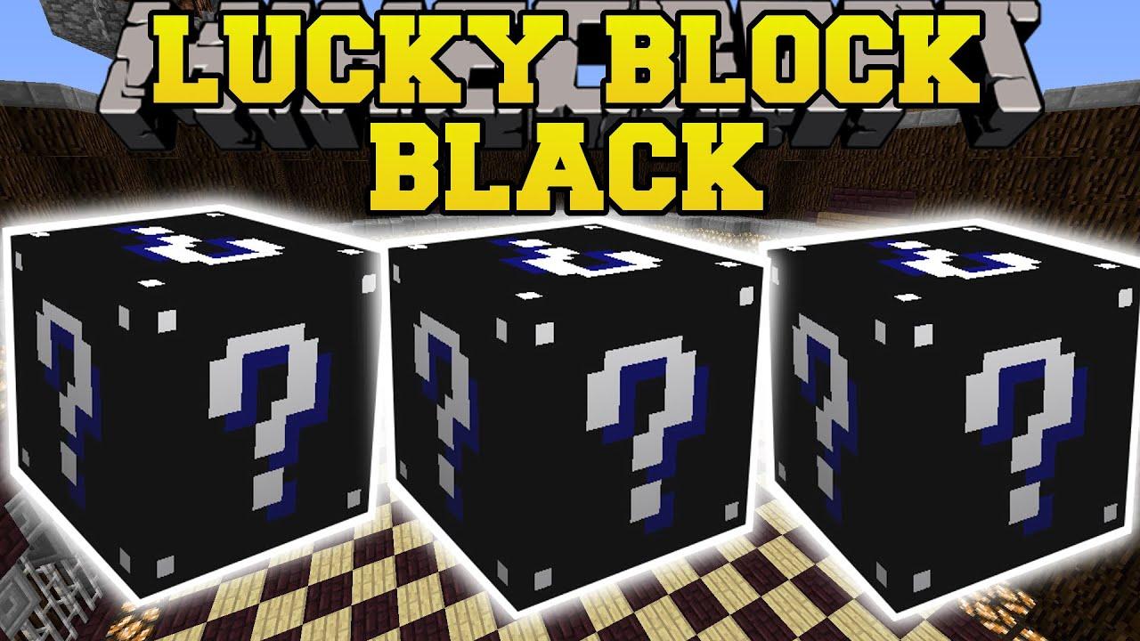 Lucky Block Mod 1.16.2/1.15.2/1.12.2 - …