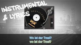 KALIM feat. LUCIANO - Tresi INSTRUMENTAL + LYRICS ( KARAOKE BEAT REMAKE )