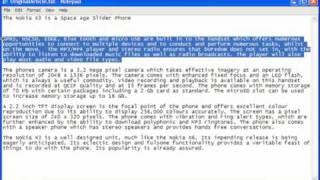 Free Online Article Rewriter Software(, 2010-10-11T03:17:55.000Z)