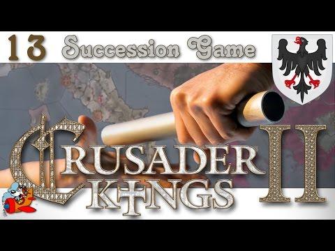 Crusader Kings 2 Succession Game [ITA] 13 - Successione in bilico