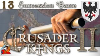 Crusader Kings 2 Succession Game [ITA] 13 - Successione in bilico