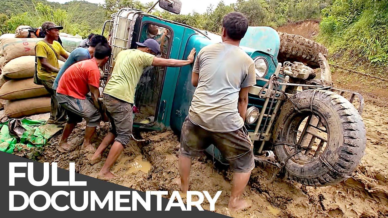 Deadliest Roads | Myanmar | Free Documentary
