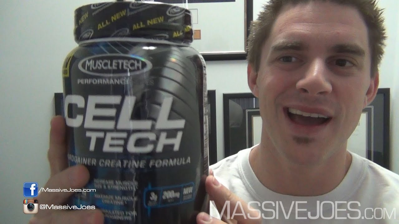 muscletech cell-tech performance supplement review - massivejoes