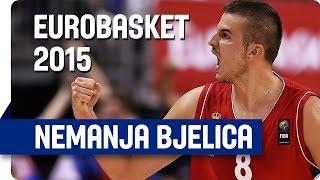 Baixar Nemanja Bjelica (24 points, 10 rebounds) v Spain - EuroBasket 2015