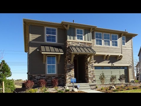 Real Estate Minute: Castle Pines Valley by Lennar