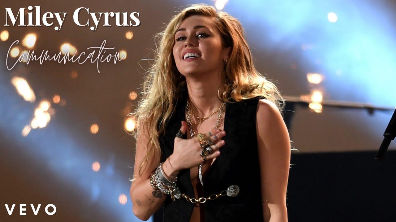 Download Miley Cyrus - Communication (Lyrics)