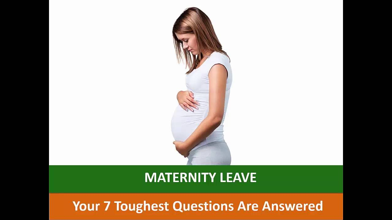 maternity leave Your statutory maternity pay (smp) and leave - what you get, how to claim, maternity rights and extra help.